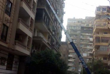 ونش رفع اثاث بالقاهره